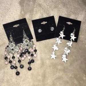 Jewelry - Dangling Earring Bundle